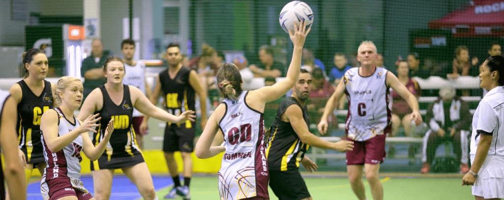 toowoomba indoor sports netball