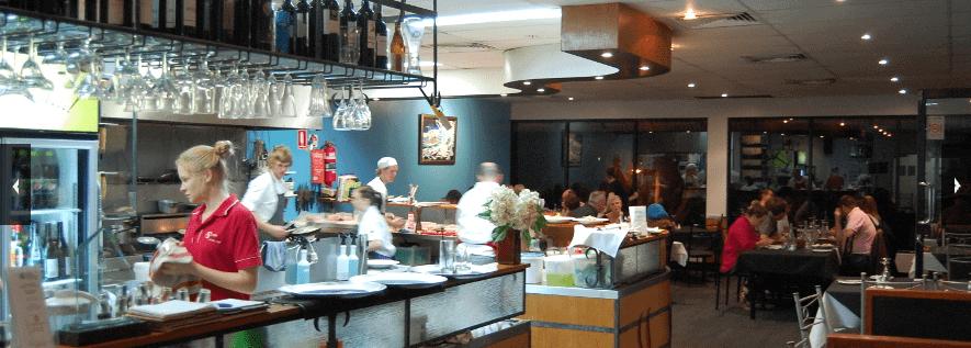 Scott Damien's on the Lake - caboolture restaurants