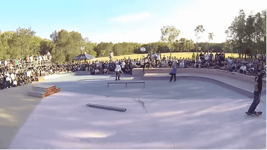 Coorparoo Skate Park
