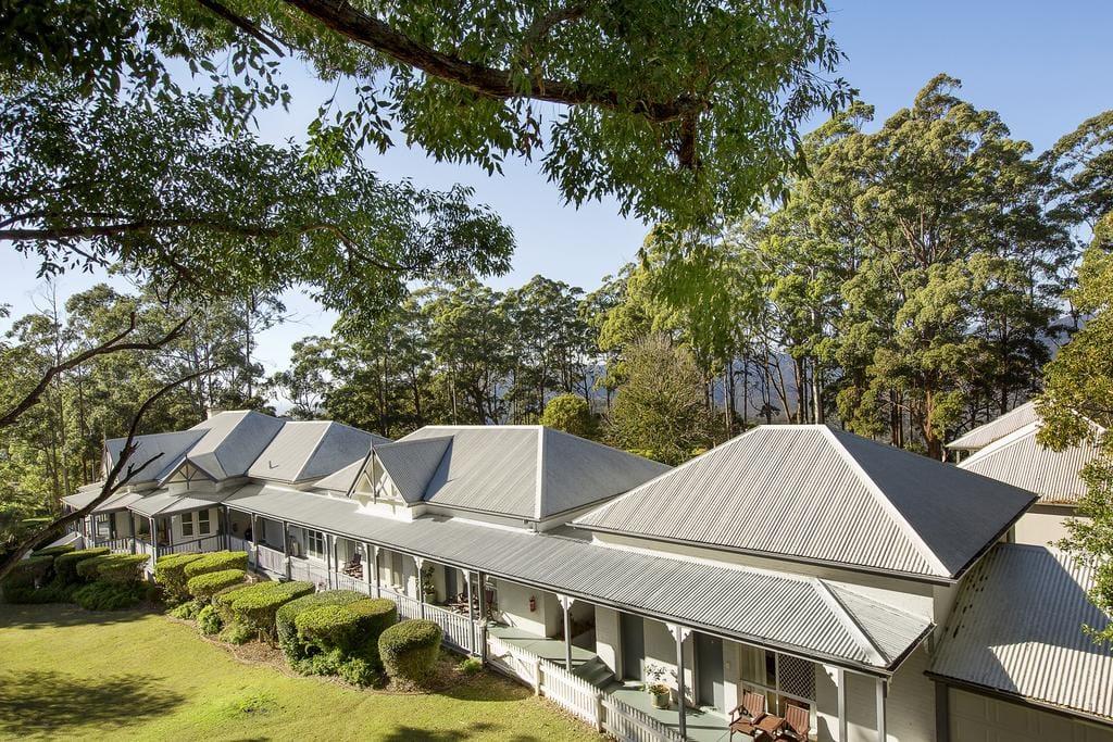 Mt Tamborine accommodation