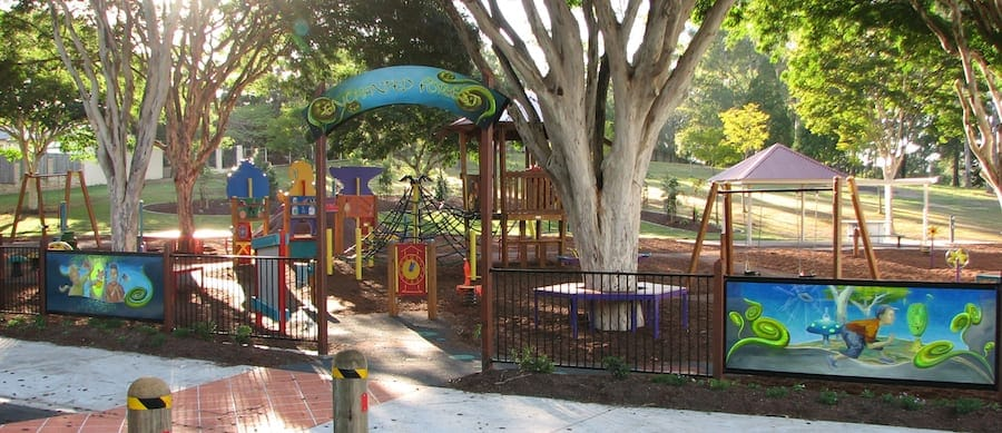 best climbing trees in Brisbane