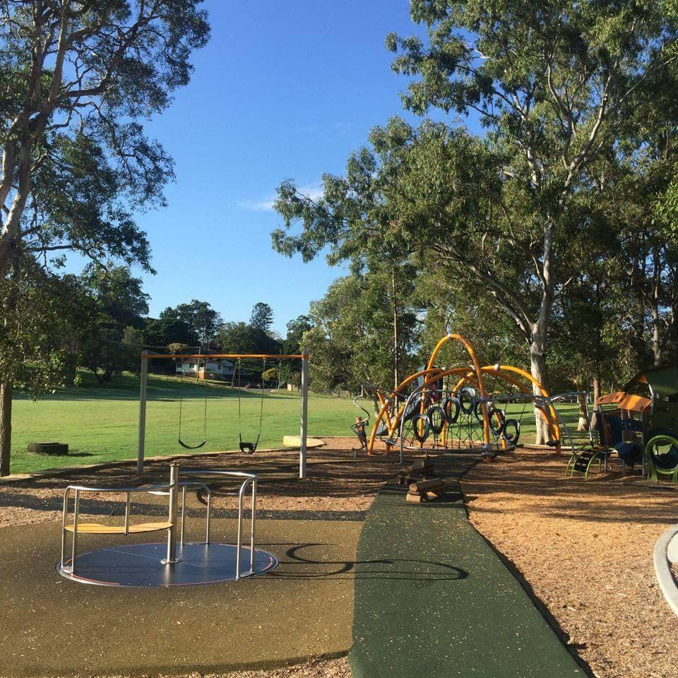 Heiner Park open space