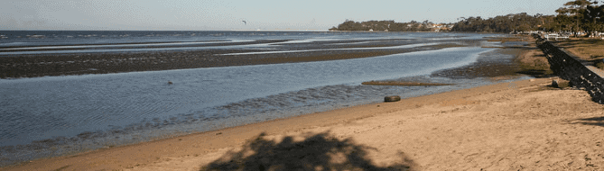 Things To Do With the Kids in Sandgate - waterfront