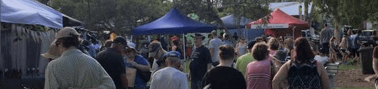 Things To Do With the Kids in Sandgate - markets