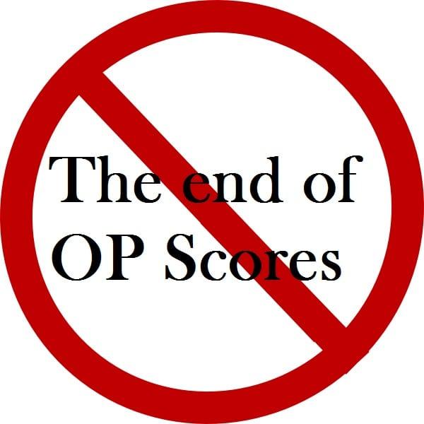 Phasing out OP Scores in Queensland Schools