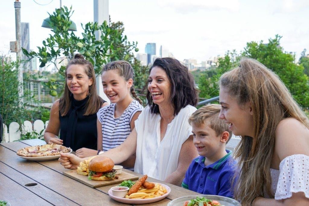 Victoria Park Playground Brisbane