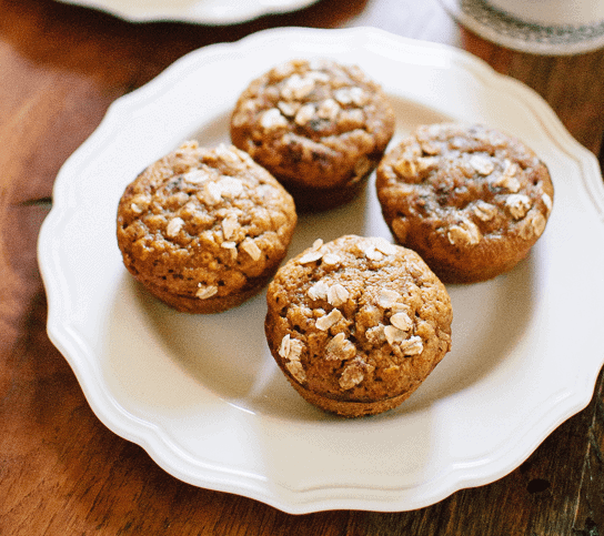 lunchbox ideas - healthy muffins