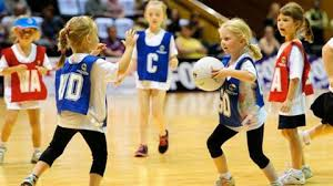 Kids playing Netball Ipswich - netball clubs Brisbane