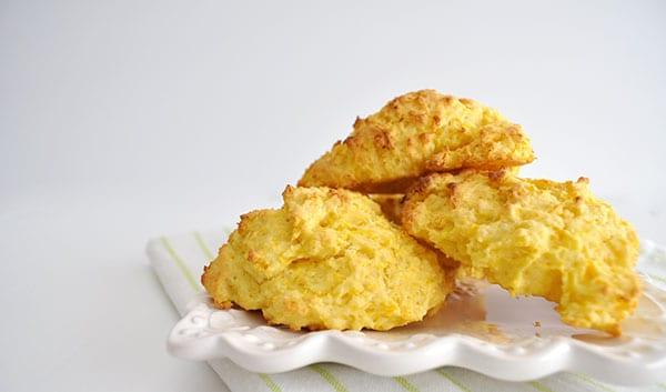 PUmpkin scones by the organised housewife