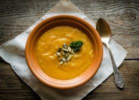 Diabetic pumpkin soup recipe