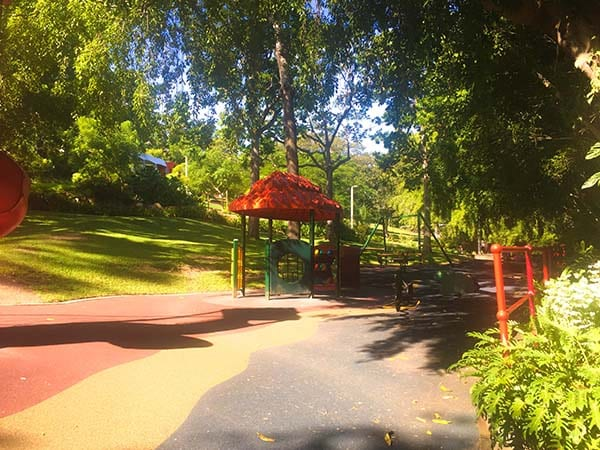 Roma Street Parkland Playground