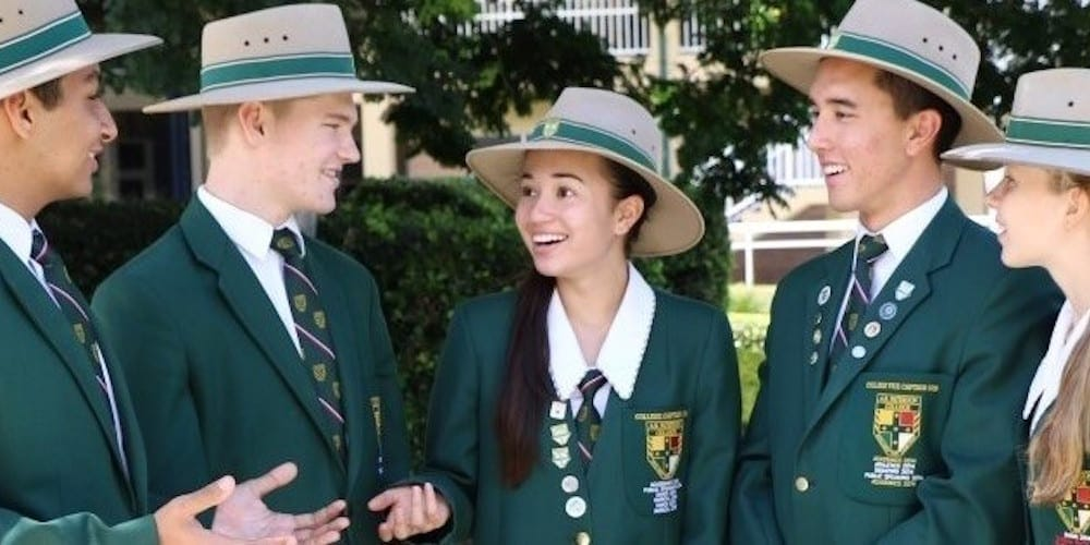 Gold Coast scholarships - A.B. Peterson College and Gold Coast high school ranking