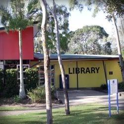 Facade of Everton Park Library