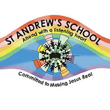 St Andrew's School logo