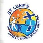 St Luke's Catholic parish school logo