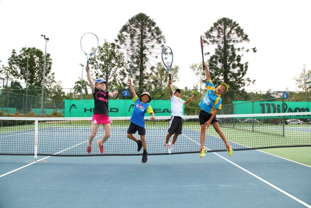 Tennis UQ Sport Kids Club