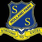 holland Park state school logo