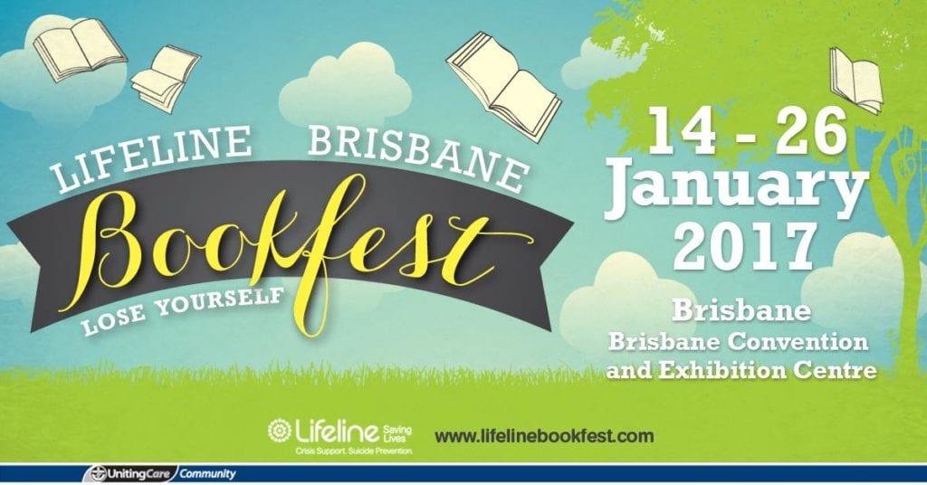 Lifeline Bookfest January 2017