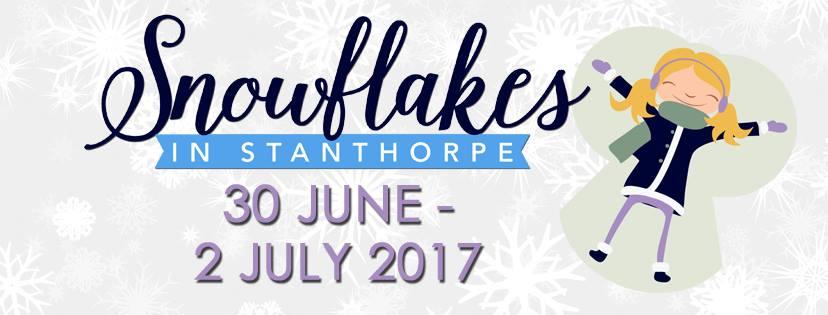 Snowflakes in Stanthorpe 2017