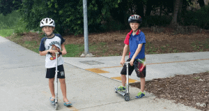 50 Ways to Entertain Your Kids Without Screens - BMX, Skateboard or Scooter – The Ultimate Brisbane Adventure! feature image