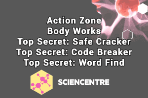 fun downloadables for the South Bank Sciencentre