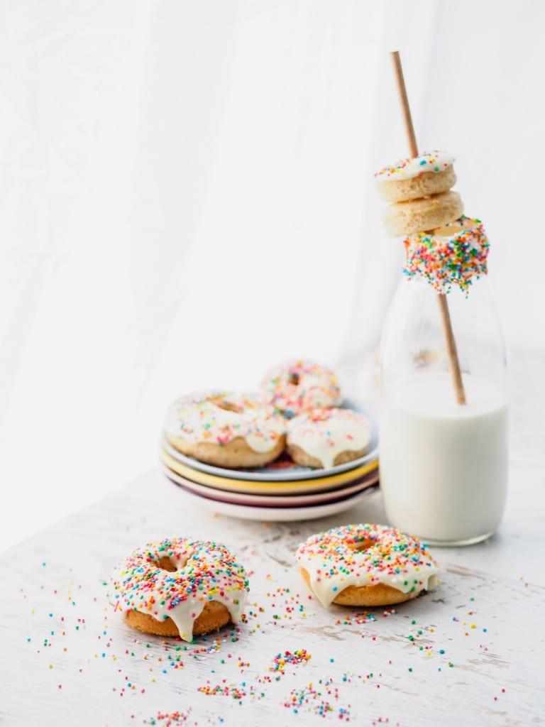 Fairy-Bread-Baked-Donuts-1-3