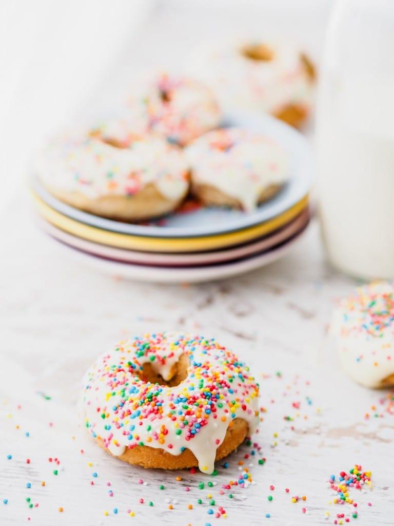 Fairy-Bread-Baked-Donuts-1-4