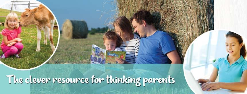 Families Magazine Toowoomba Sliding Banner