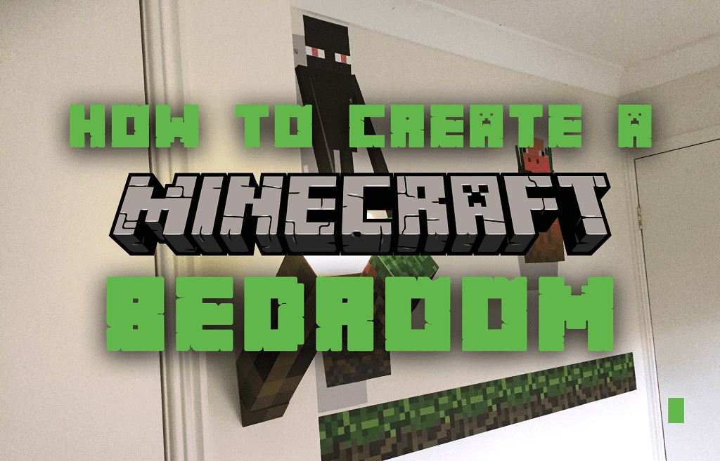 Baby Room To Big Boy Room How To Create A Minecraft