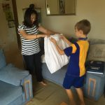 Can I afford an au pair - helping with the housework