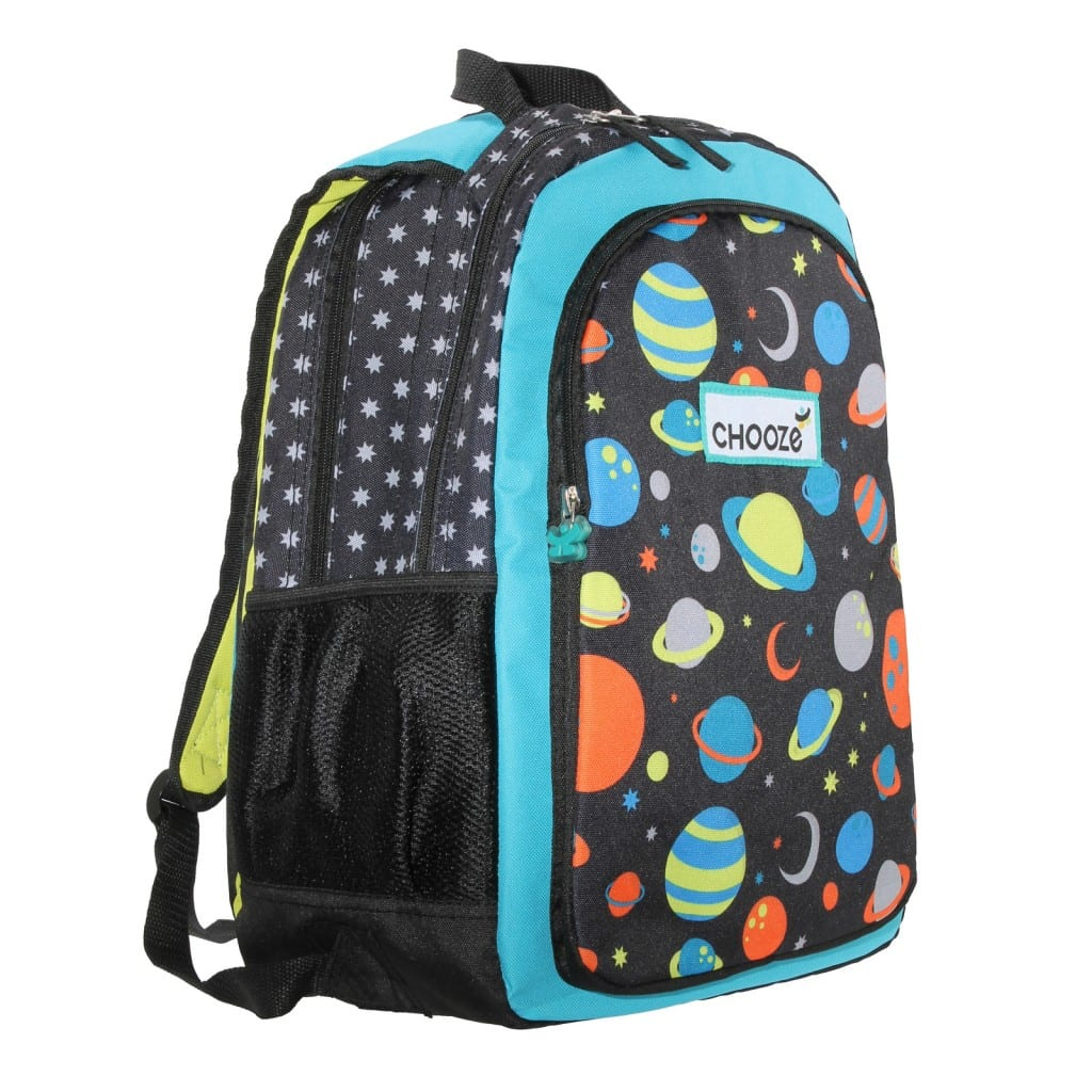 Chooze Shoes and leggings and backpacks