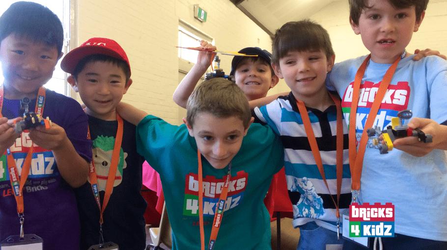 BRICKS-4-KIDZ school holiday program