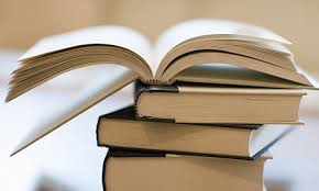 Open books at Indooroopilly Library