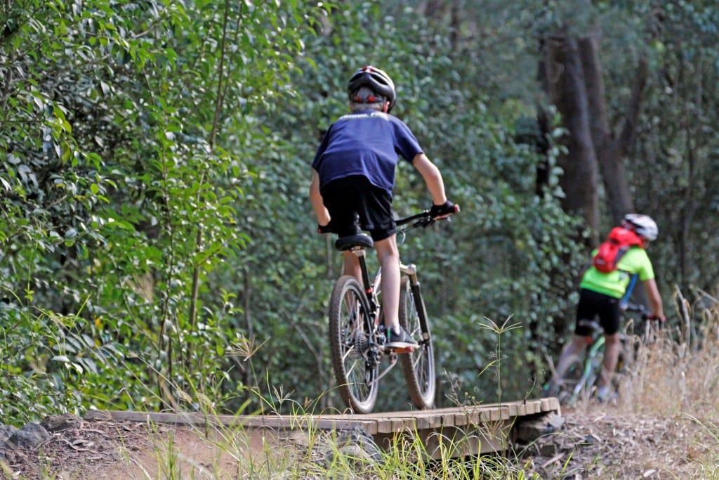 Mountain Bike Camps - Camps Australia Brisbane