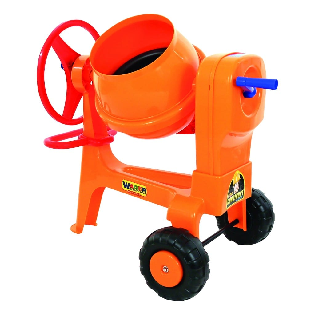 PLAY CEMENT MIXER CONSTRUCTION learning toys