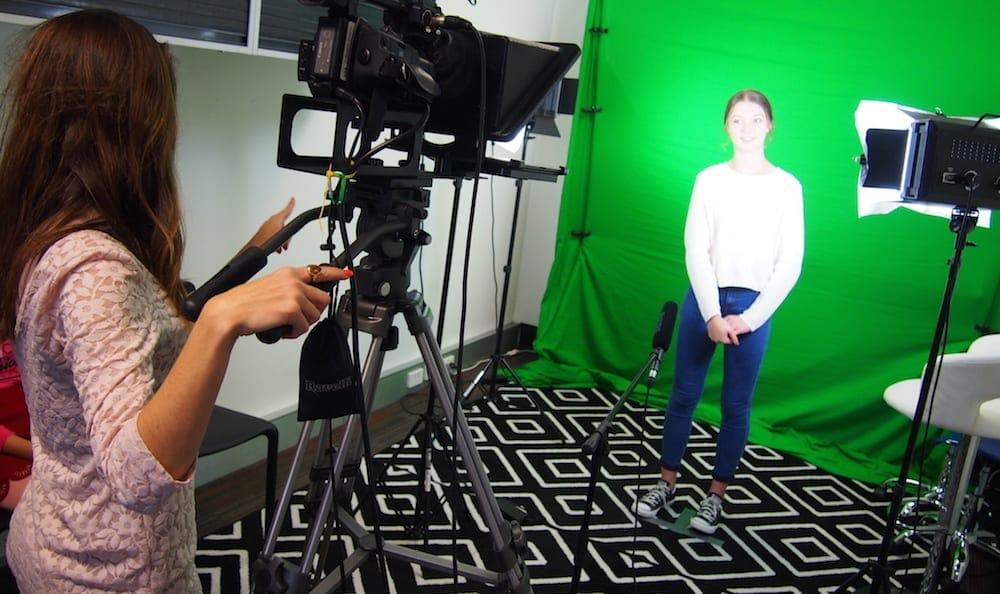 TV Training for kids