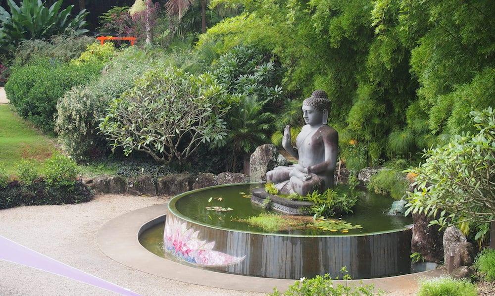 Crystal Castle Byron Bay Large Buddha