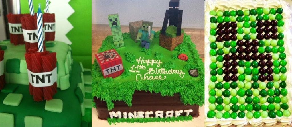 Mind-Blowing Minecraft Birthday Party Ideas On A Budget ...