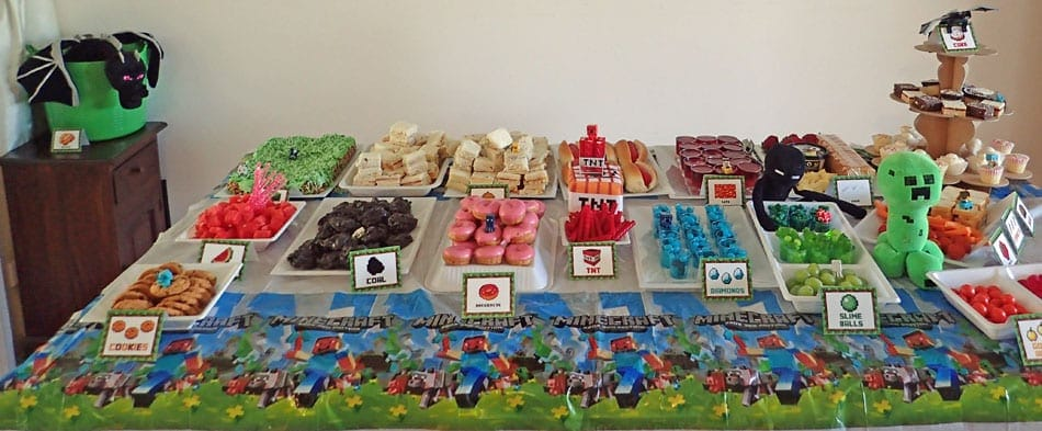 Birthday Party Food On A Budget Ideas