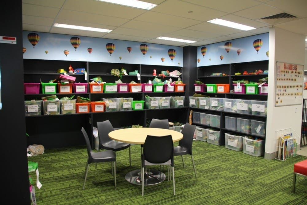 Nerang Special Needs library 1