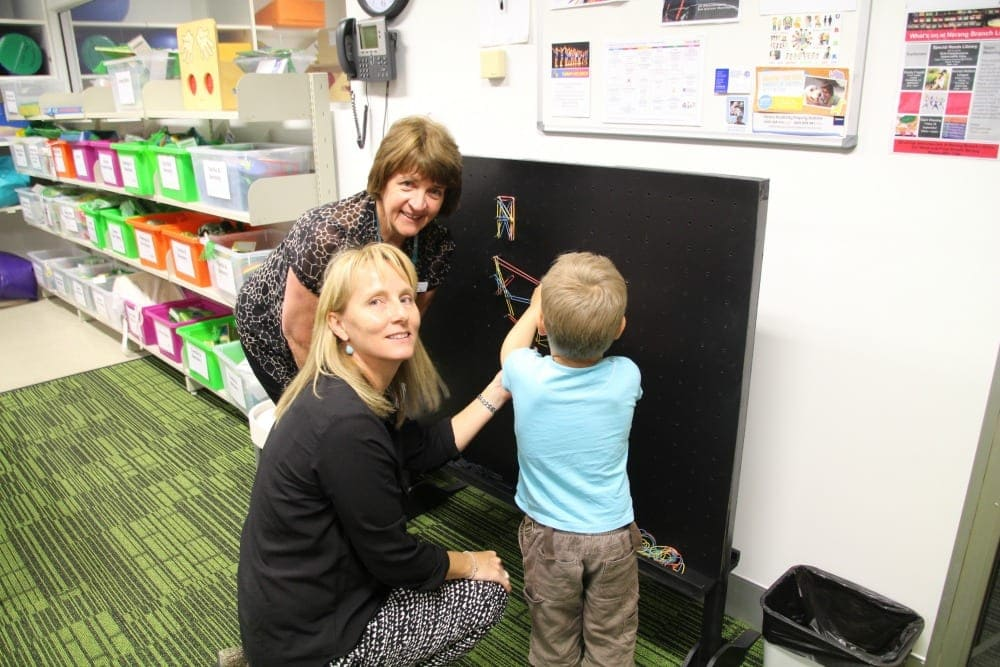 Nerang Special Needs library 3