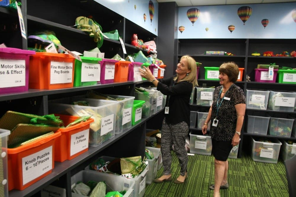 Nerang special needs library