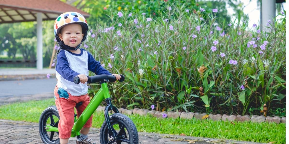 Brisbane Toddler Bike