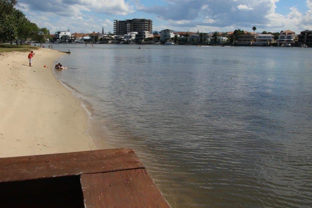 hidden gem of the gold coast for kids Budd's Beach