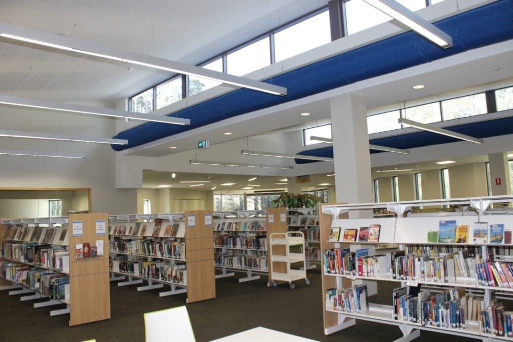 Byron bay library