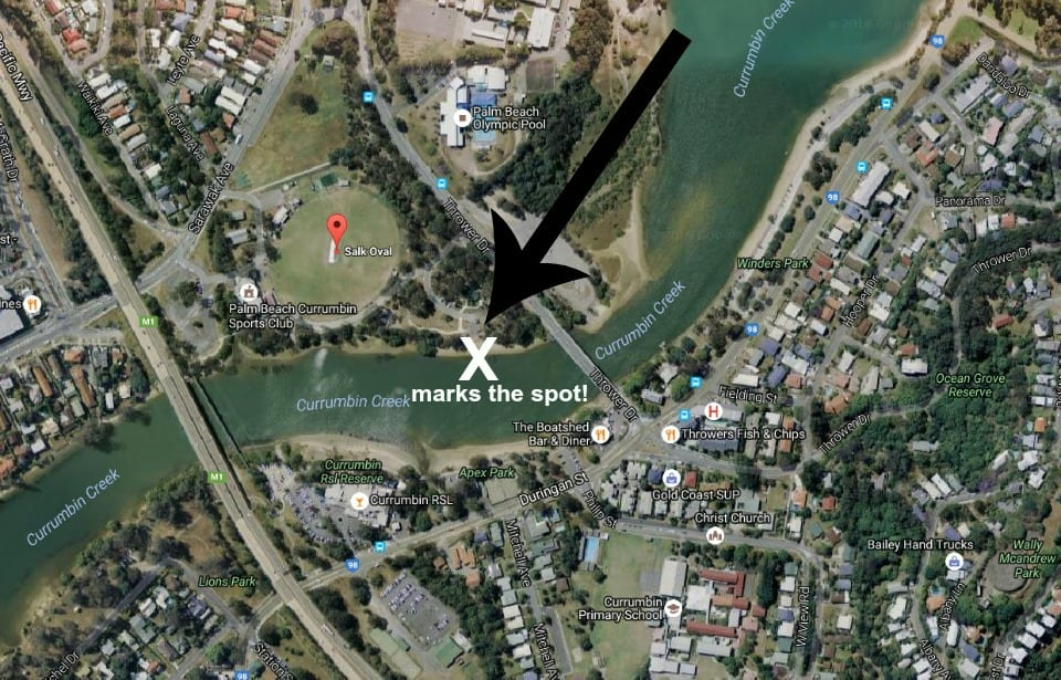Hidden Gem Of The Gold Coast For Kids – Currumbin Creek, Salk Oval