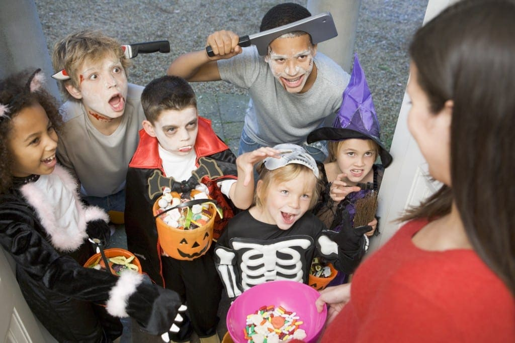Trick or treaters need to follow Halloween etiquette