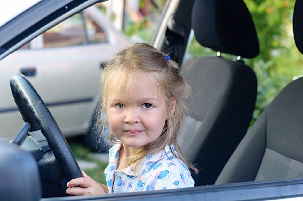 Its Never Too Early to Teach Your Children Road Safety