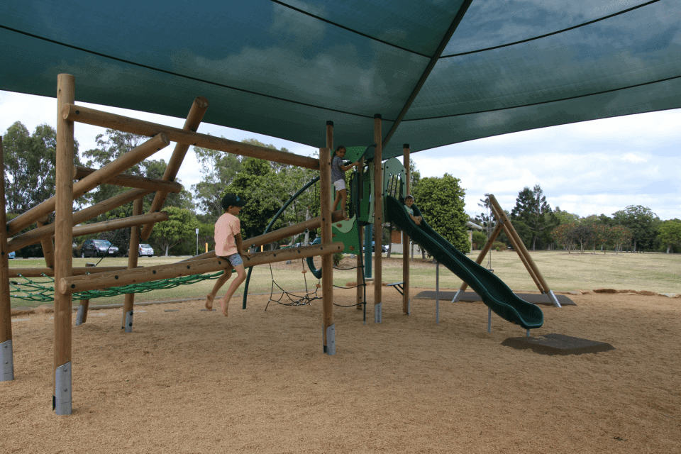 Gold Coast Botanical Gardens playground