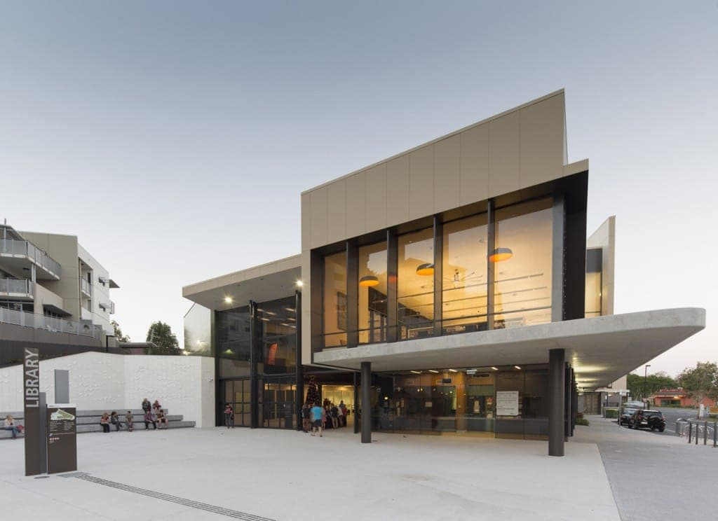 Helensvale Library